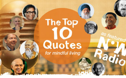 Top Ten Mindful Quotes