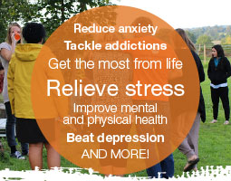 Relieve stress Reduce anxiety Beat depression and more