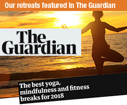 Featured in the Guardian