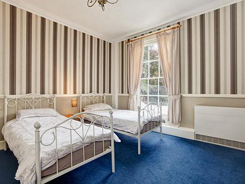 Burwell House bedroom