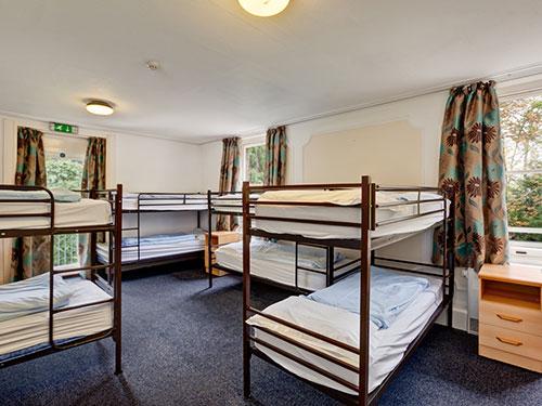 Burwell House dorm