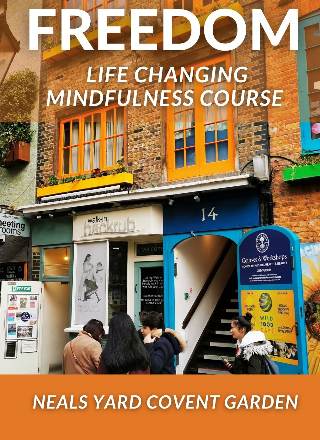Mindfulness Course Central London
